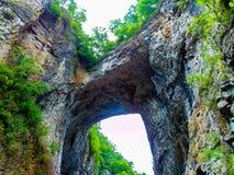 Natürliche Brücke 2 Lizenzfreies Stockfoto
