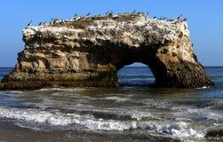 Natürliche Brücken Stockfotografie