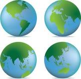 Natürliche Erde Lizenzfreies Stockfoto