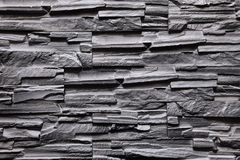 Natürliche Farbe des grauen Wandbeschaffenheits-Steinhintergrundes Lizenzfreie Stockfotos