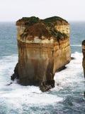Natürliche Felsen-Anordnung Stockbilder