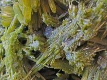 Natürliche Formen Mineralien und Halbedelsteinbeschaffenheiten und -hintergründe lizenzfreie stockbilder