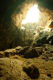 Natürliche Höhle Stockfoto
