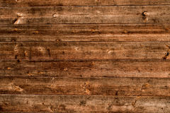 Natürliche hölzerne Planke Lizenzfreie Stockfotos
