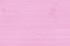 Natürliche hölzerne rosa Bretter, Wand oder Zaun mit Knoten stockbilder