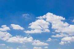 Natürliche Himmelzusammensetzung Stockbild