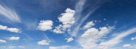 Natürliche Himmelzusammensetzung Lizenzfreies Stockbild