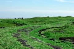 Natürliche Landschaft Stockfotografie