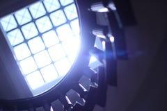 Natürliche Leuchte Stockfoto