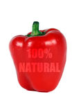 Natürliche Nahrung Stockfotografie