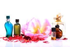 Natürliche Parfüme Stockbild