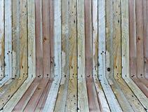 Natürliche Plankenbeschaffenheit der hölzernen Kiste Lizenzfreie Stockfotografie