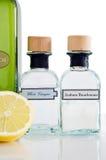 Natürliche Reinigungs-Produkte Lizenzfreies Stockfoto