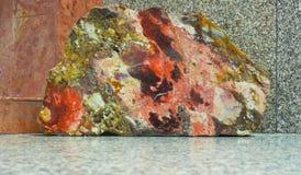 Natürliche Steine Stockfoto