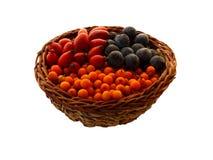 Natürliche Vitamine Lizenzfreies Stockfoto