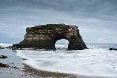 Natürlicher Brücken-Nationalpark Santa Cruz Kalifornien Stockbilder