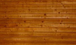 Natürlicher brauner Plankenhintergrund Lizenzfreie Stockfotos