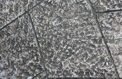 Natürlicher Felsen, der Fliesen pflastert Lizenzfreies Stockbild