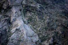 Natürlicher Felsen-Hintergrund Stockfotos