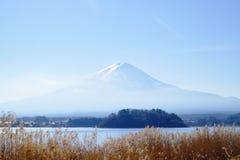Natürlicher Fuji-Berg Stockbilder
