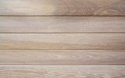 Natürlicher hölzerner Fußboden Stockbild