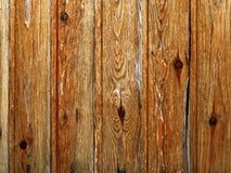 Natürlicher hölzerner Planke-Hintergrund Stockfotos