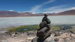 Natürlicher Reserva Eduardo Avaroa stockfoto