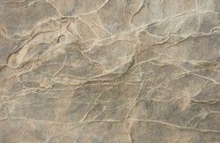 Natürlicher Sandstein-Hintergrund Stockfotografie
