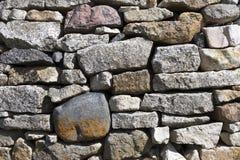 Natürlicher Steinhintergrund Stockbilder