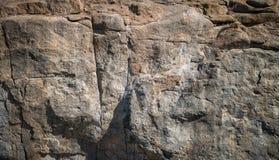 Natürlicher Steinhintergrund Stockfoto
