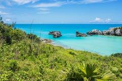 Natürliches Bermuda Lizenzfreies Stockbild