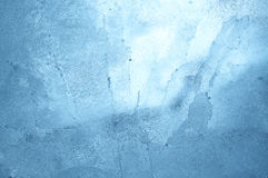 Natürliches Eis im Ob Fluss, Sibirien, Januar 2007 Lizenzfreies Stockbild