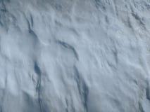Natürliches Eis im Ob Fluss, Sibirien, Januar 2007 Stockbilder