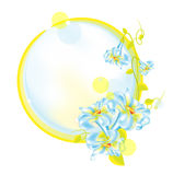 Natürliches flowers_2 vektor abbildung