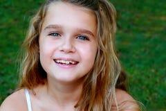 Natürliches Lächeln Lizenzfreie Stockfotos
