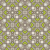 Natürliches Neon des dekorativen nahtlosen Musters lizenzfreie abbildung