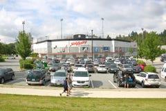 Nat стадион Bailey Стоковая Фотография