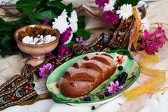 Nat checo bonito no naco em uma vida imóvel Fotografia de Stock Royalty Free