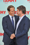 Nat Faxon & Mark Duplass Royalty Free Stock Photo