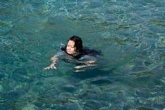 natação imagens de stock
