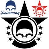natação Imagens de Stock Royalty Free