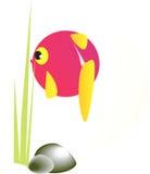Natación de los pescados libre illustration