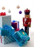 Natal, a época do ano mágica Imagens de Stock