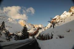 Natal 2008 no parque nacional 5 de Zion Fotos de Stock
