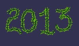Natal 2013 Imagens de Stock Royalty Free