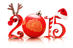 Natal 2015 Imagens de Stock