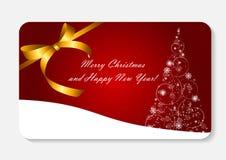 Natal abstrato da beleza Fotografia de Stock
