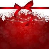 Natal abstrato da beleza Imagens de Stock
