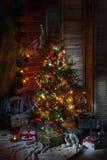 Natal ainda vivo Imagem de Stock