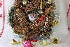 Natal, ano novo Fotos de Stock